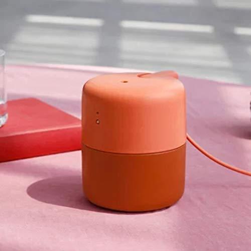 PEIVOR Desktop USB-Luftbefeuchter, 420ml Mit Großer Kapazität, Rot, Grün Und Blau -