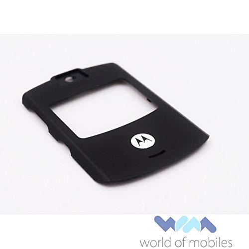Motorola RAZR V3 A-Cover außen, Farbe: schwarz -