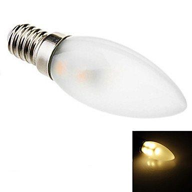 FDH E14 C35 Luces de velas LED SMD 7 5050 70 lm decorativo blanco cálido 220-240 V CA