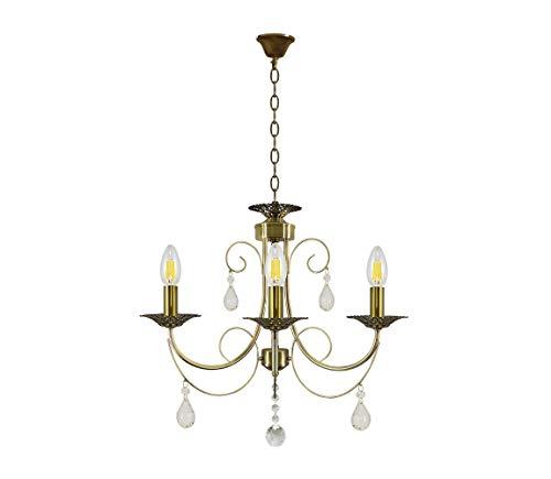 LED-Pendelleuchte H: 115 cm, B: 124 cm