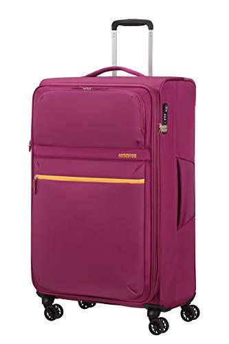 American Tourister Matchup Koffer, 80 cm, 115 Liter, Deep Pink