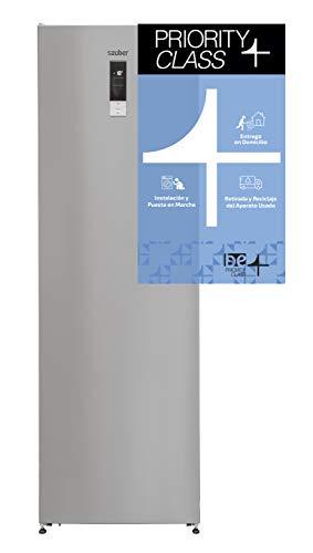 Sauber - Congelador vertical SCV186I Tecnología