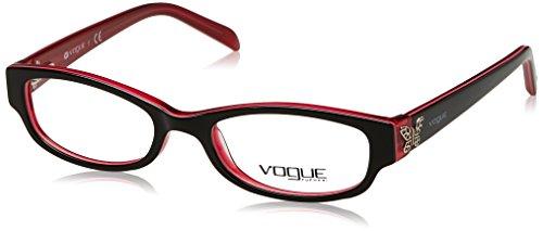 Vogue - VO 5082, Rechteckig Acetat Damenbrillen