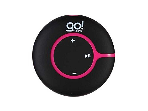 Reproductor MP3 2 GB con Kit Deportivo Color Rosa Rolling Zipy