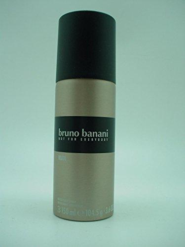 bruno banani Man Deodorant Spray, 1er Pack (1 x 150 ml)