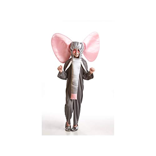 El Rey del Carnaval - Disfraz elefante talla talla 3-5 años
