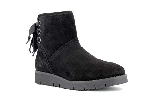 Reqins - Anais Peau - Boots - Noir