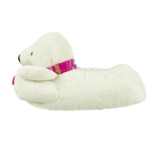 Hausschuh WARMING ICE BEAR white White