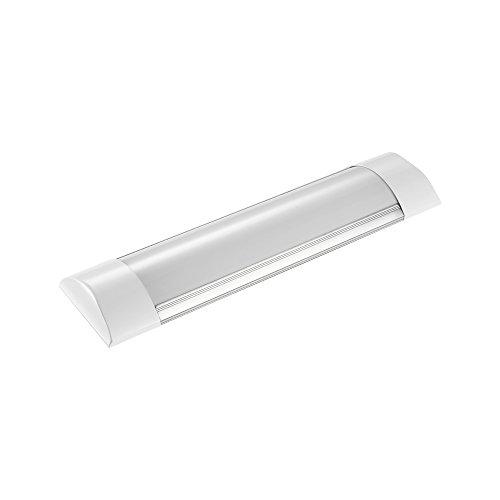 30cm LED-Deckenleuchte Schrank-Licht,LED-Streifen-Licht Super helles,Supermarktbeleuchtung für Schrank, 3 Modi LED Küchenleuchte Warmweiß 6000K -