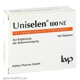 UNISELEN 100 NE 1X100St Tabletten PZN:5747519