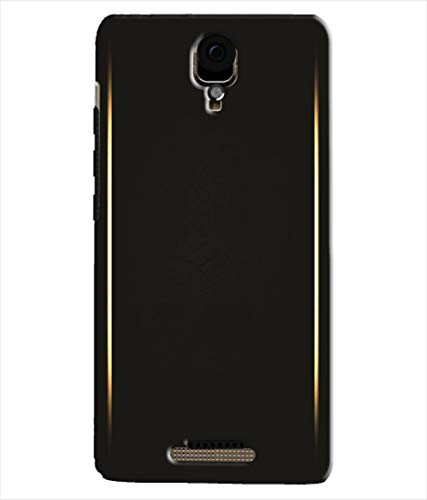 Inktree® Printed Designer Silicon Back Case Cover for YU Yunique 2 Plus - Leather Pattern Design
