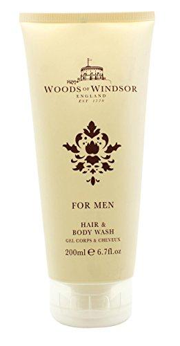 Woods of windsor for men shampo & bagnoschiuma 200ml