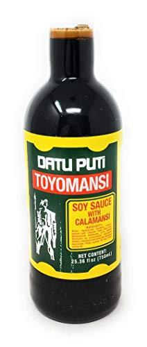 Sojasauce TOYOMANSI von DATU PUTI mit Calamondin Geschmack