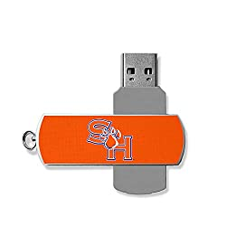 Sam Houston State Bearkats Solid USB 16GB Flash Drive