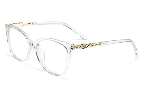 TEN-G Stylish Women Glasses Frame Optical Spectacle Frame For Clear Lens B2472