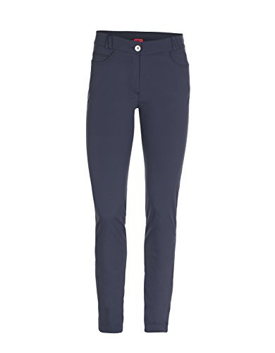 XFORE Damen Golf Funktions Hose Belfast mit Stretch, atmungsaktiv in Navy Blau, Gr XXL