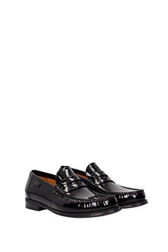 Dolce & Gabbana Mocassins Pour Hommes - Patent (a30003a1153) Eu Black