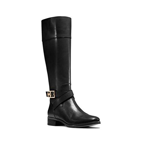 Michael Michael Kors Bryce Tall Boot Cuir Botte Black