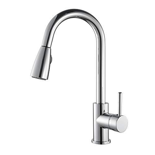 Dunstabzugshaube Für Küchengeschirr, 360 Rotierender Multifunktionsmixer, Warmwasser - Und Kaltwasserhanddusche