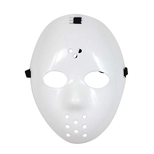Maske YN Jason Voorhees Maskerade Party Cos Freddy VS Jason Eishockey