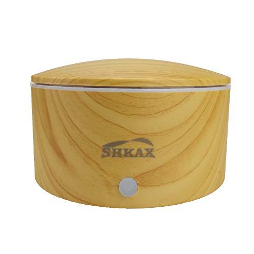 Shkax Difusor Aceites Esenciales 350ml Ultrasónicos
