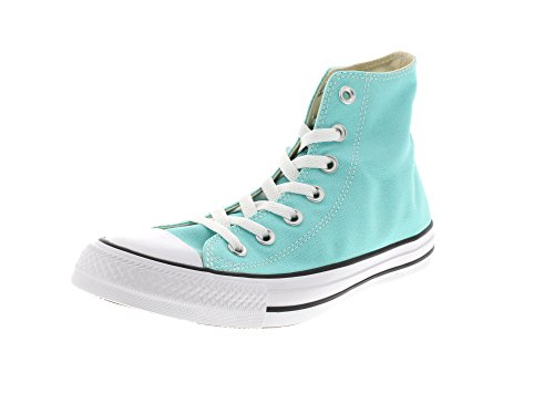 Converse 157609c, Chaussons montants mixte adulte Blau (Light Aqua)