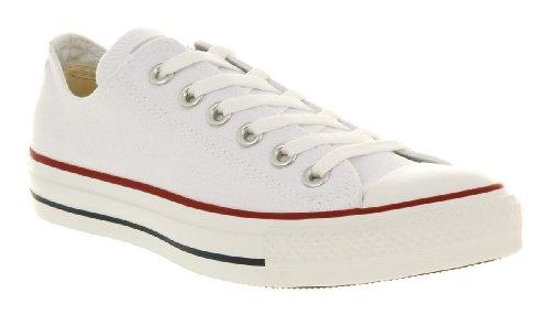 Converse Chuck Taylor All Star Seasonal, Herren-Sneaker OPTICAL WHITE CANVAS