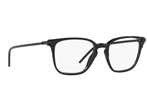 Dolce & Gabbana DG3302 Brillen, Schwarz, 51mm