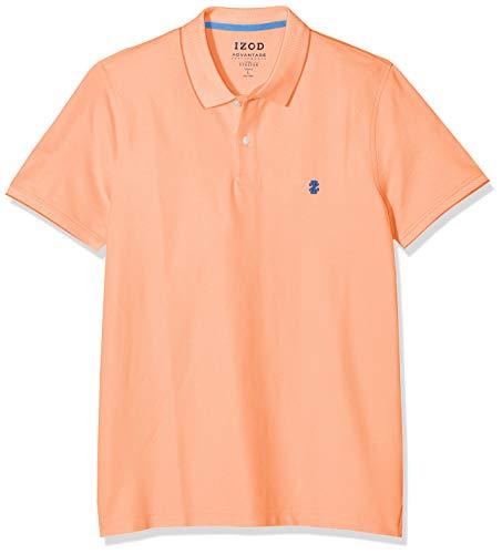 IZOD Performance - Poloshirt für Herren, Shirt aus hochwertigem Piqué-Stoff, farbenfrohes Basic, kurzarm Polo-Hemd, moderne & sportliche Herrenbekleidung, Größen: S - XXL -