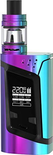 SMOK Alien 220W TC Kit Iniziale di Sigarette Elettronica (Pieno di colori) SMOK RHA 220 Kit
