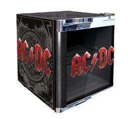 Husky Coolcube Mini Kühlschrank im AC/DC Design