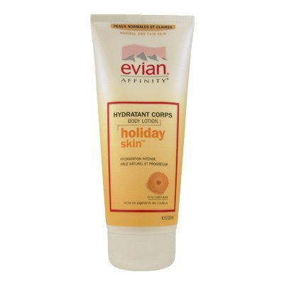 Evian Affinity Holiday Skin Body Lotion (200ml) - Normal & Fair Skin