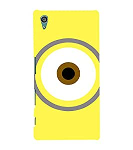 Ebby Premium 3d Desinger Printed Back Case Cover For Sony Xperia Z5 (Premium Desinger Case)