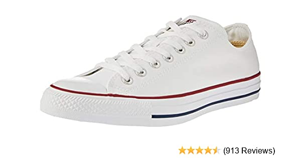 4f4f77ac18 Converse Unisex Chuck Taylor AS Double Tongue OX Lace-Up: Amazon.co.uk:  Shoes & Bags