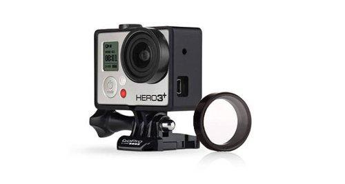 XINTE UV-Filter-Objektiv-Protector für GoPro HD Hero 3 / 3 + Kamera FPV wesentliche Gopro Zubehör - 2