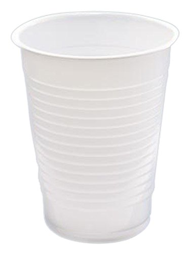 Nupik - Gobelet Blanc 20Cl Par 100 – Lot De 3