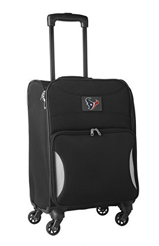 nfl-houston-texans-lightweight-nimble-upright-carry-on-trolley-18-inch-black-by-nfl