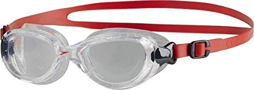 Only Sports Gear Speedo C Junior Futura Classic Goggles Red/clear
