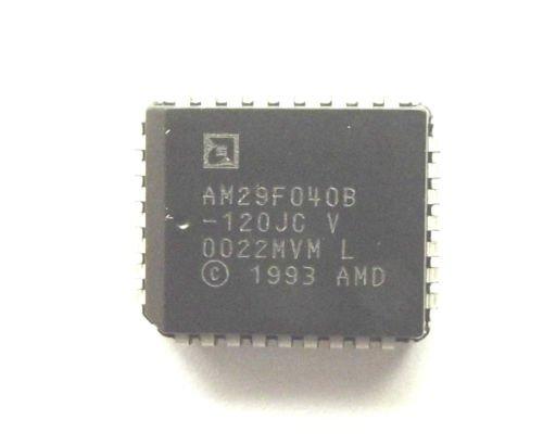 Preisvergleich Produktbild AM29F040B - 120JC PLCC-32 AMD IC