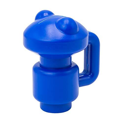 awm® Trampolin Endkappen Set *BLAU 6 Stück Schutzkappen 28 mm - Innenliegend - Sicherheitsnetz Kappen Abschlusskappen *INNEN