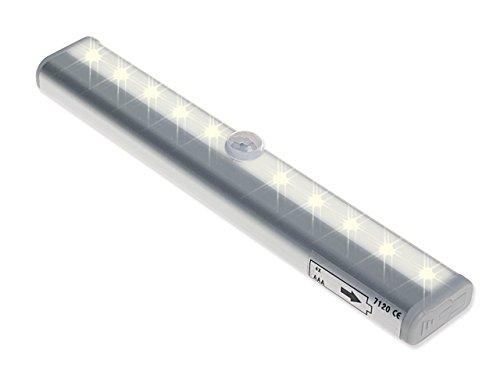 afisc-sensore-movimento-led-lampada-armadio-guardaroba-corridoio-seminterrato-luci-alluminio-adesivo
