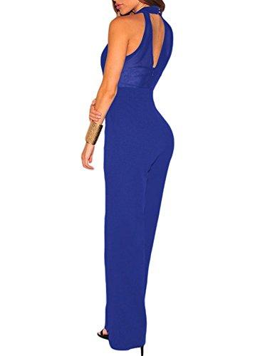 Cfanny - Combinaison - Femme Bleu