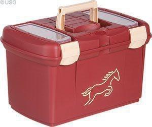 USG Putzbox, burgund/beige