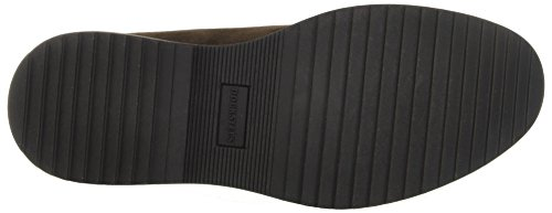 Docksteps Wells Low 1610, Scarpe Stringate Basse Derby Uomo Marrone (Mud)