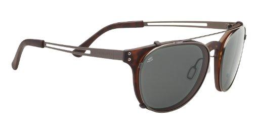Serengeti palmiro occhiali da sole, lente: polar phd cpg, marrone