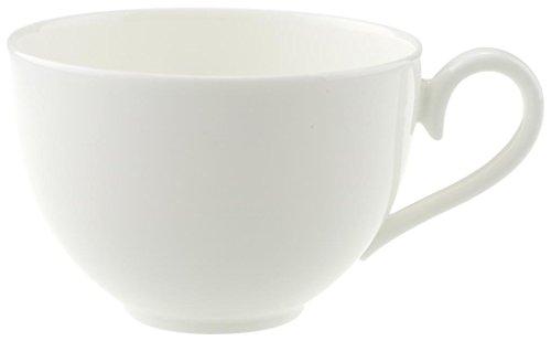 Villeroy & Boch Royal Tasse à café au lait XL, 500 ml, Porcelaine Premium Bone, Blanc