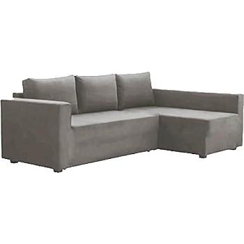 Divano Letto Ikea Friheten.Solo Copertine Il Divano Non E Incluso Grey Friheten Sofa Cover