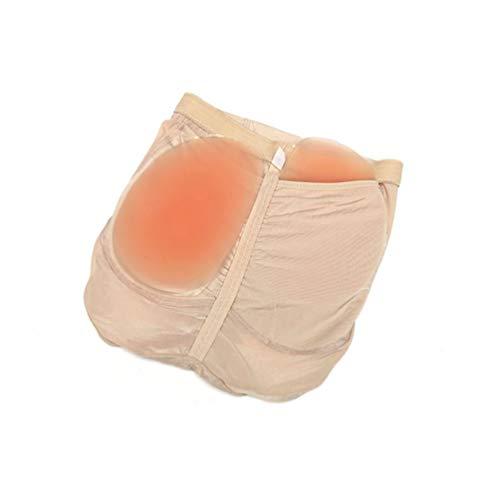 TAOHOU Hip Enhancer Donna Underwear Culo Finto con Silicone Hip Pad Natica Shaper S Colore della Pelle