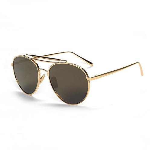 Z-P unisex retro metal frame color film lens yurt sunglasses anti-ultraviolet radiation 51mm Männer Versace Brillen Frames