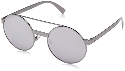 Ray-Ban Damen 0VE2210 Sonnenbrille, Braun (Gunmetal), 52.0